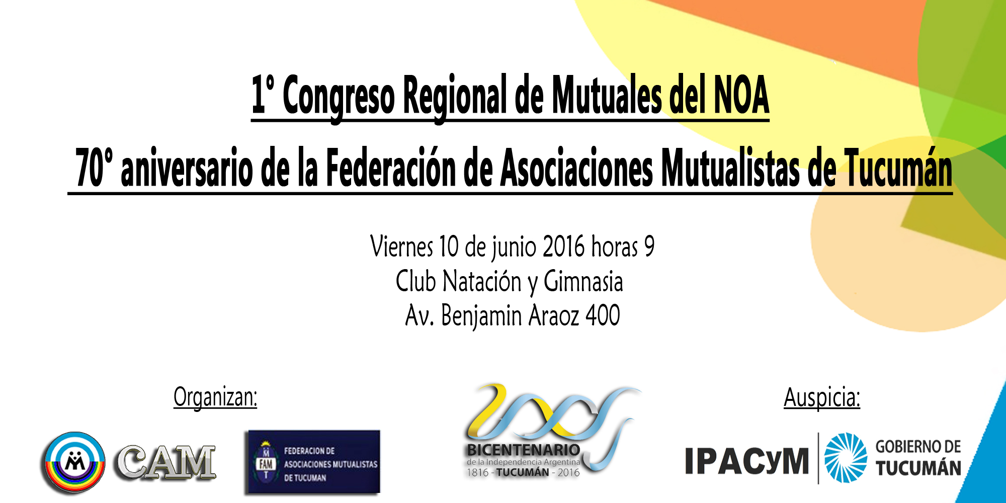CONGRESO MUTUALES